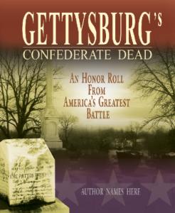 cover - gettysburgs confederate dead