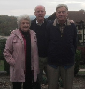 mom  dad at bavarian inn shepherdstown wv
