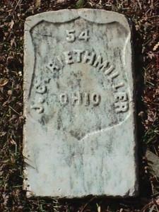 john riethmiller headstone 2