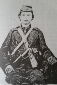 LaGrange, Georgia's Pvt. John Frank Edwards, Co. D, 35th Georgia Infantry Regiment